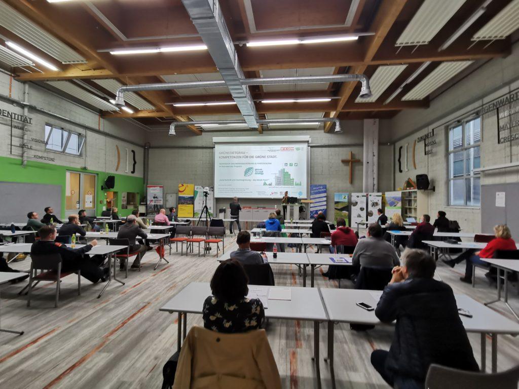 Stakeholder-Workshop: Bauwerksbegrünung